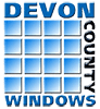 devon county windows logo