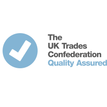 UK trades confederation logo